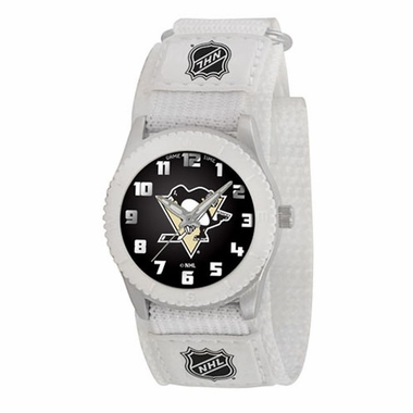 Pittsburgh Penguins Youth Rookie Watch (White)