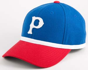 American Needle Pittsburgh Pirates 1940-1941 Authentic Cooperstown Fitted Cap