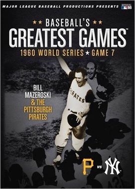 Pittsburgh Pirates 1960 World Series Game 7 DVD