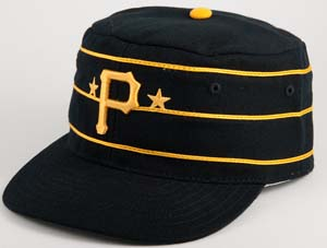 American Needle Pittsburgh Pirates 1977 Authentic Cooperstown Fitted Cap - Size 7 1/4