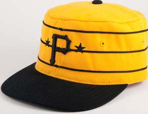 American Needle Pittsburgh Pirates 1977 Authentic Cooperstown Fitted Cap - Size 7 1/8