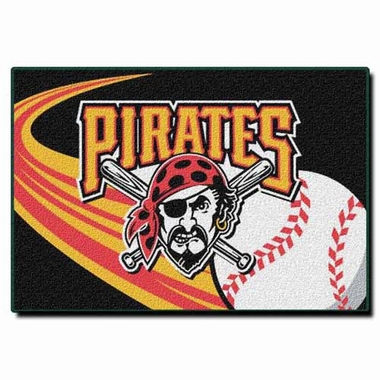 Pittsburgh Pirates 20 x 30 Rug