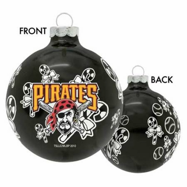 Pittsburgh Pirates 2010 Traditional Ornament