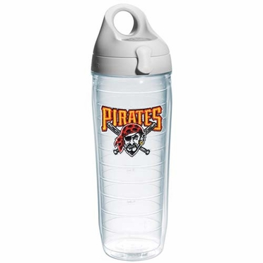 Pittsburgh Pirates 25 oz Tervis Water Bottle