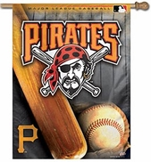 Pittsburgh Pirates Flags & Outdoors