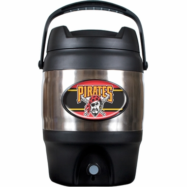 Pittsburgh Pirates 3 Gallon Stainless Steel Jug