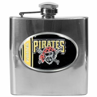 Pittsburgh Pirates 6 oz. Hip Flask