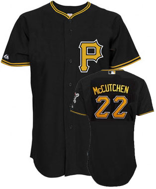 Pittsburgh Pirates Andrew McCutchen Replica Player Jersey (Alternate)