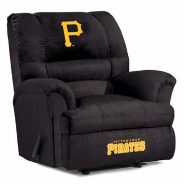 Pittsburgh Pirates Big Daddy Recliner