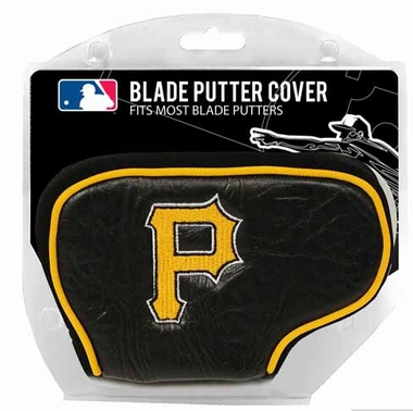 Pittsburgh Pirates Blade Putter Cover