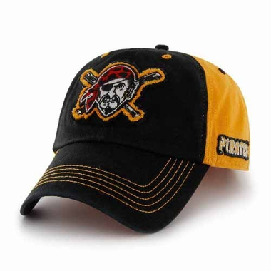 Pittsburgh Pirates Bower Clean Up Adjustable Hat