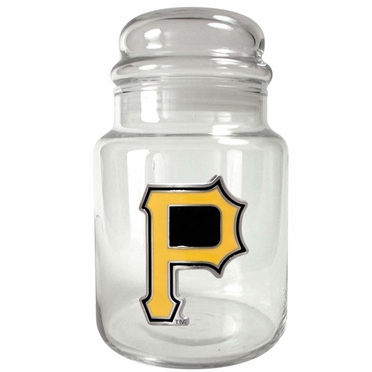 Pittsburgh Pirates Candy Jar