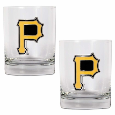 Pittsburgh Pirates Double Rocks Set