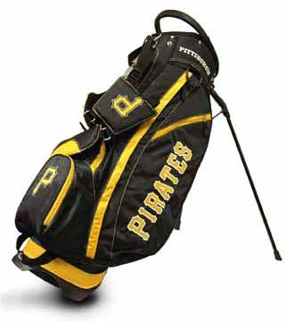 Pittsburgh Pirates Fairway Stand Bag