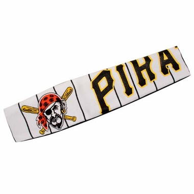 Pittsburgh Pirates FanBand Hair Band