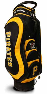 Pittsburgh Pirates Medalist Cart Bag