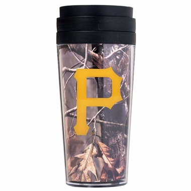 Pittsburgh Pirates Open Field Acrylic Travel Tumbler