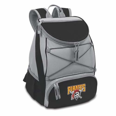 Pittsburgh Pirates PTX Backpack Cooler (Black)