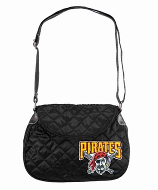 Pittsburgh Pirates Quilted Saddlebag