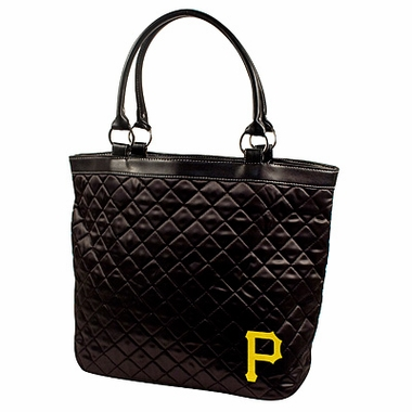 Pittsburgh Pirates Quilted Tote