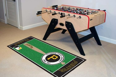 Pittsburgh Pirates Runner Rug