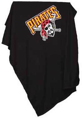 Pittsburgh Pirates Sweatshirt Blanket