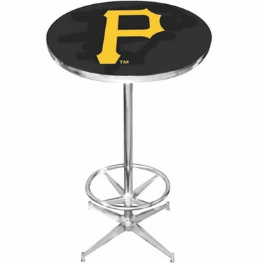 Pittsburgh Pirates Team Pub Table