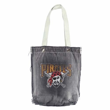 Pittsburgh Pirates Vintage Shopper (Black)