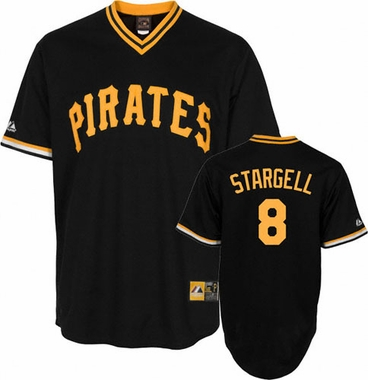 Pittsburgh Pirates Willie Stargell Replica Throwback Jersey