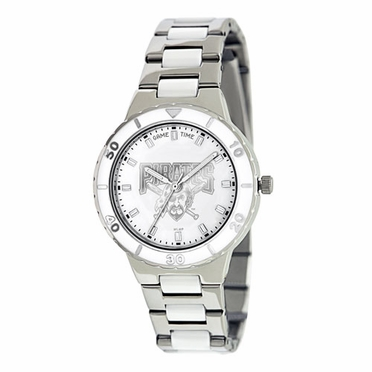 Pittsburgh Pirates Women's Pearl Watch