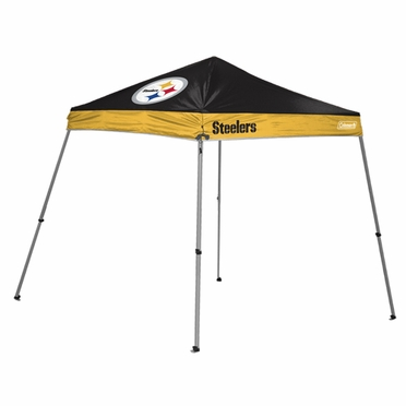 Pittsburgh Steelers 10 x 10 Slant Leg Shelter