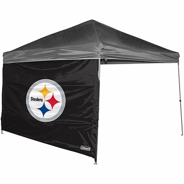 Pittsburgh Steelers 10 x 10 Straight Leg Shelter Panel