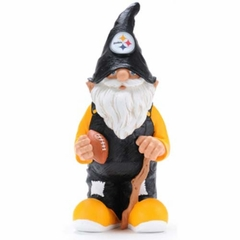 Pittsburgh Steelers 11 Inch Garden Gnome