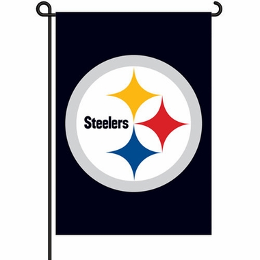 Pittsburgh Steelers 11x15 Garden Flag