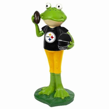 Pittsburgh Steelers 12 Inch Frog Player Figurine
