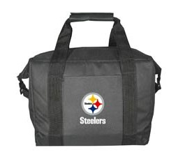 Pittsburgh Steelers 12 Pack Cooler Bag