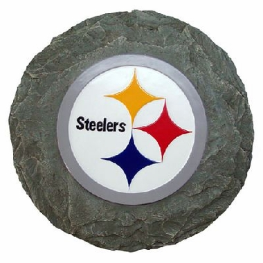 "Pittsburgh Steelers 13.5"" Stepping Stone"