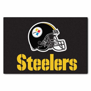 Pittsburgh Steelers 20 x 30 Rug