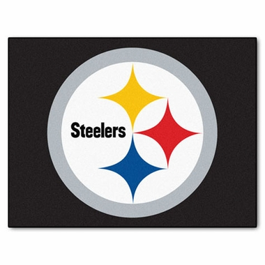 Pittsburgh Steelers 34 x 45 Rug