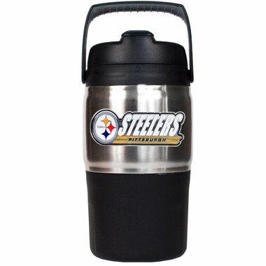 Pittsburgh Steelers 48oz Travel Jug