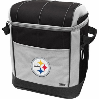 Pittsburgh Steelers 50 Can Soft Side Cooler