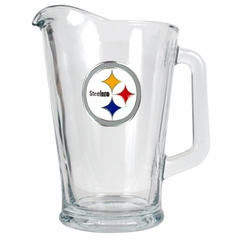 Pittsburgh Steelers 60 oz Glass Pitcher
