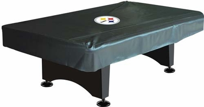 Pittsburgh Steelers 8 Foot Pool Table Cover