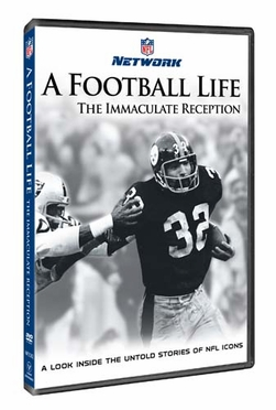 Pittsburgh Steelers A Football Life: The Immaculate Reception DVD