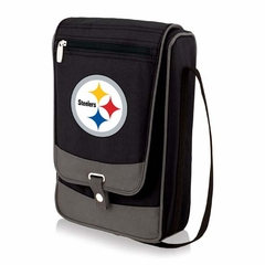 Pittsburgh Steelers Barossa Wine Satchell (Black)