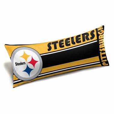 Pittsburgh Steelers Body Pillow