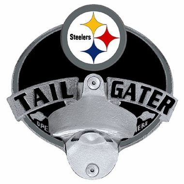 Pittsburgh Steelers Bottle Opener Hitch Cover