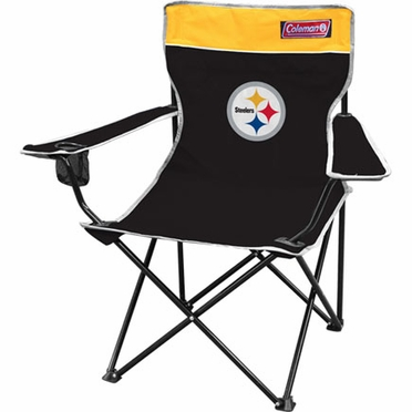 Pittsburgh Steelers Broadband Quad Tailgate Chair