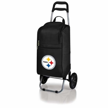 Pittsburgh Steelers  Cart Cooler (Black)