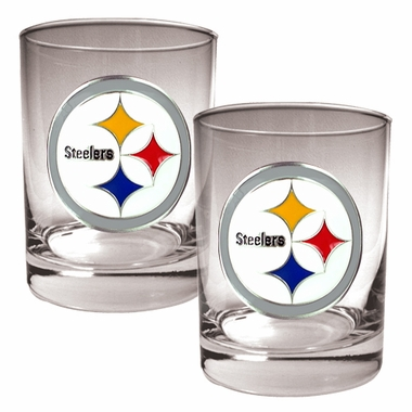 Pittsburgh Steelers Double Rocks Set